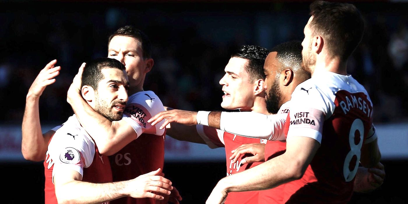 Arsenal 2-0 Southampton - player ratings 2019