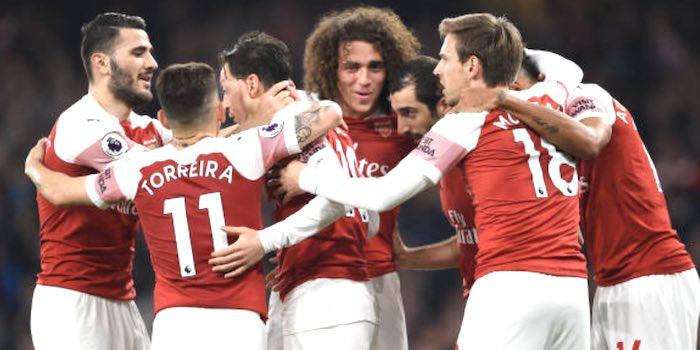 Arsenal vs Bournemouth: Hujan Gol di Emirates Stadium