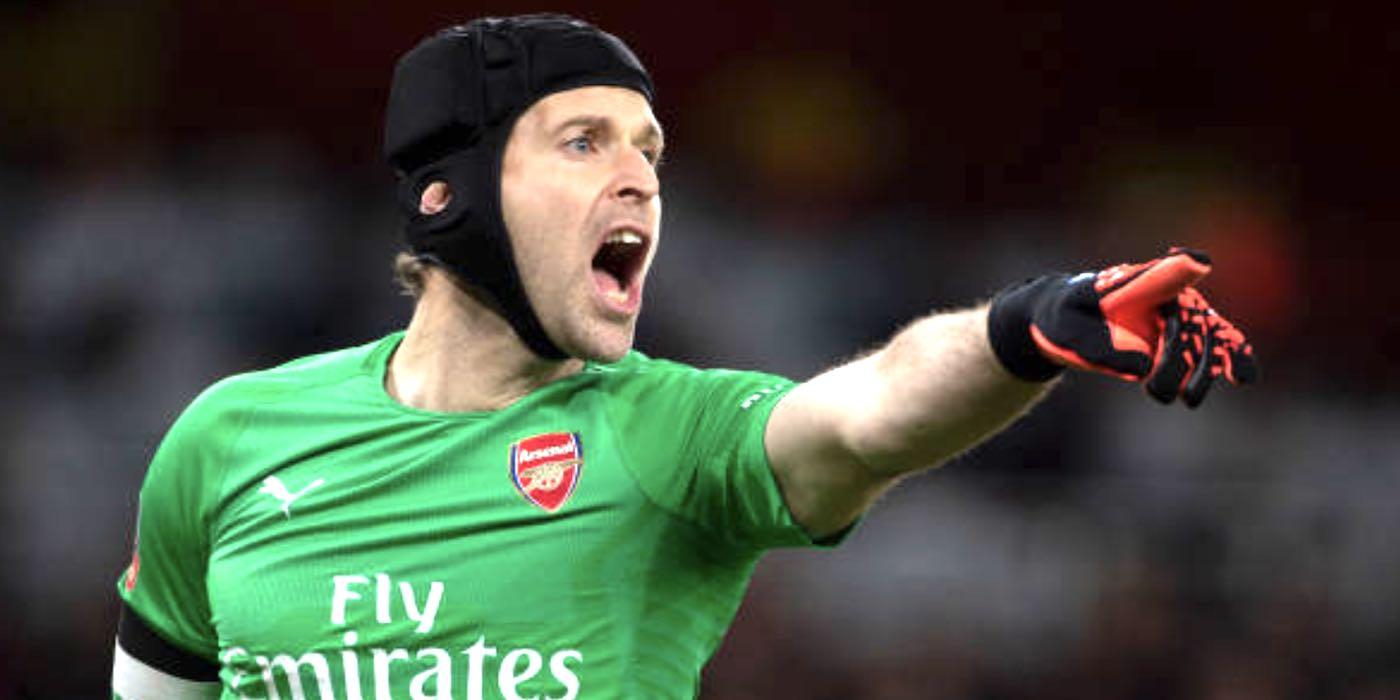 Cech critical but insists Gunners can win second-leg