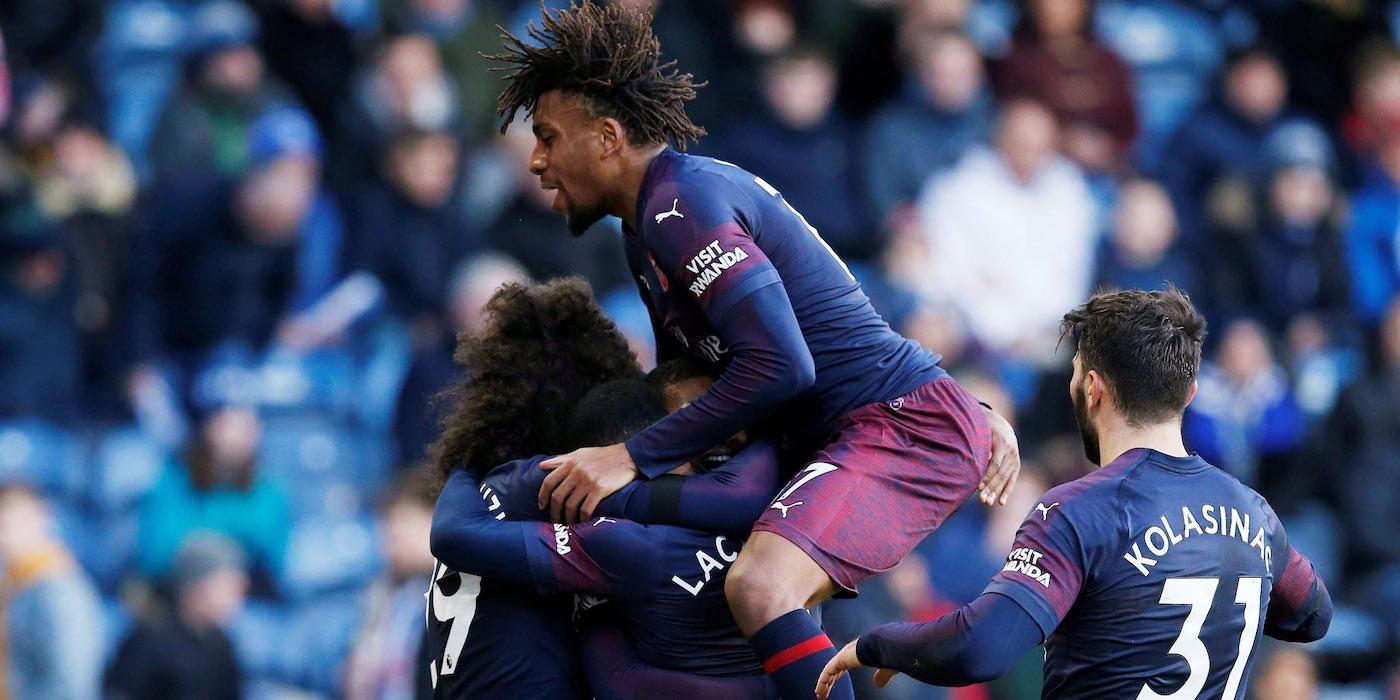 huddersfield 1-2 arsenal 2019