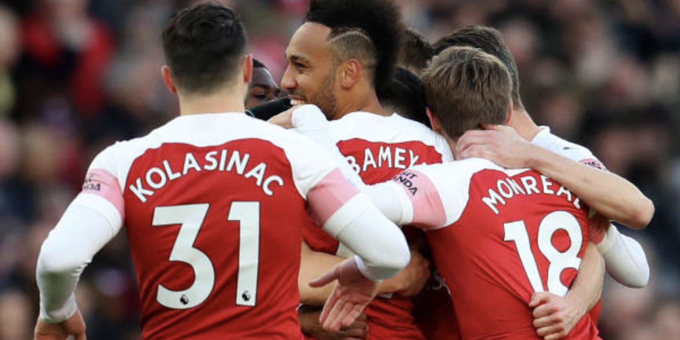 Arsenal 2-0 Man Utd - player ratings
