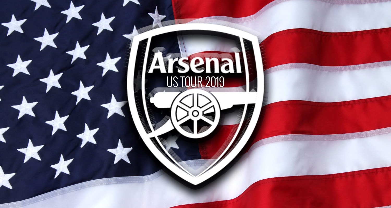 Arsenal's pre-season fixtures in the USA finalised