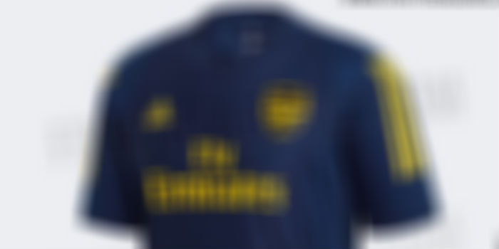 f1f1e9e9634 Footy Headlines have leaked a first look at one of Arsenal's Adidas-made training  top ...