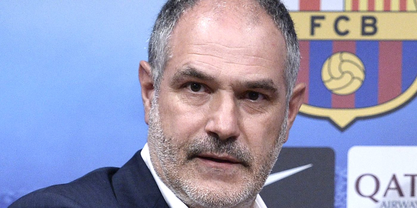 Report: Zubizarreta linked with Technical Director role