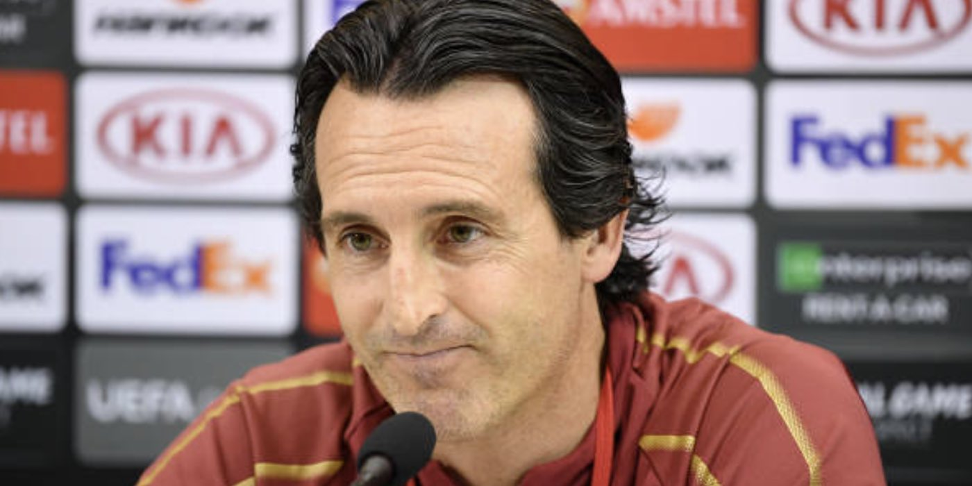 Emery: We're going to Naples to win