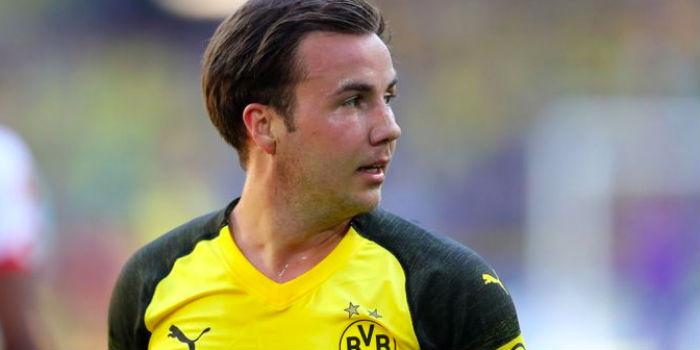 1ab713de6ad Report  Arsenal chat with Dortmund s Gotze
