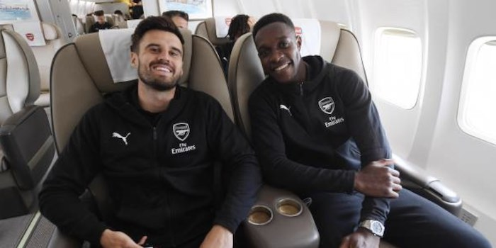 Welbeck travels with squad for Europa League final | Arseblog News - the Arsenal news site