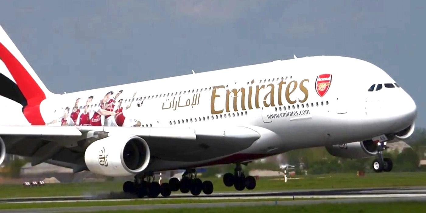 Arsenal racking up the pre-season air miles