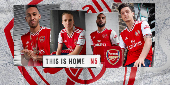 abac622d Arsenal's 2019/20 adidas home shirt now on sale | Arseblog News ...