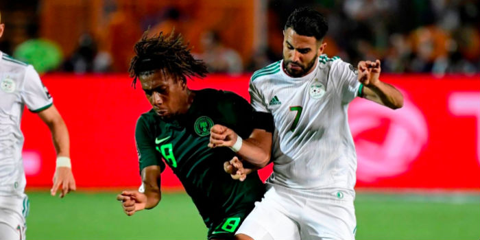 Image result for iwobi afcon 2019