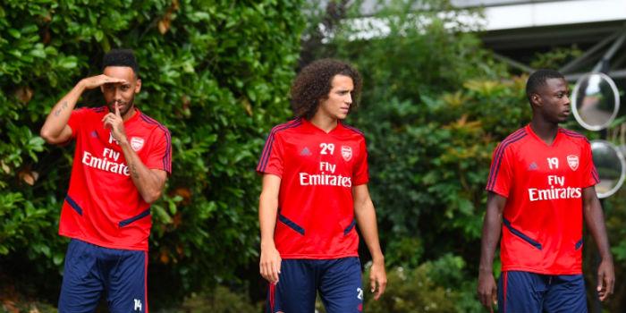 Emery sidesteps Guendouzi contract talk but praises his potential