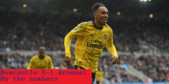 Newcastle 0 1 Arsenal By The Numbers Arseblog News The Arsenal News Site