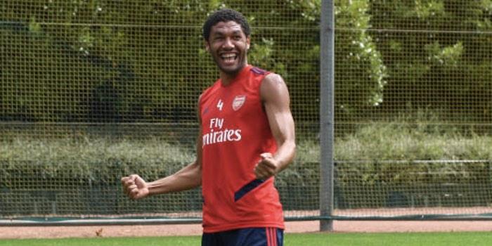 Elneny linked with AC Milan move