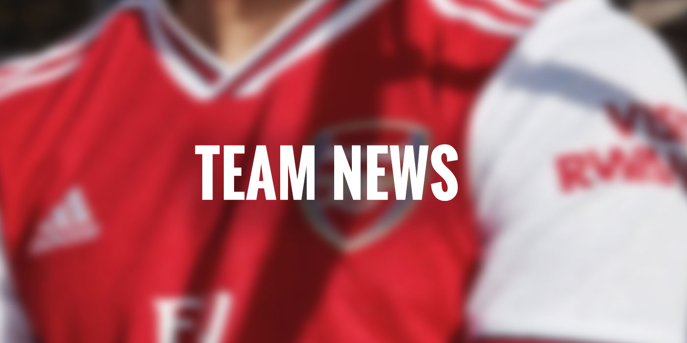 Arsenal Team News 2019