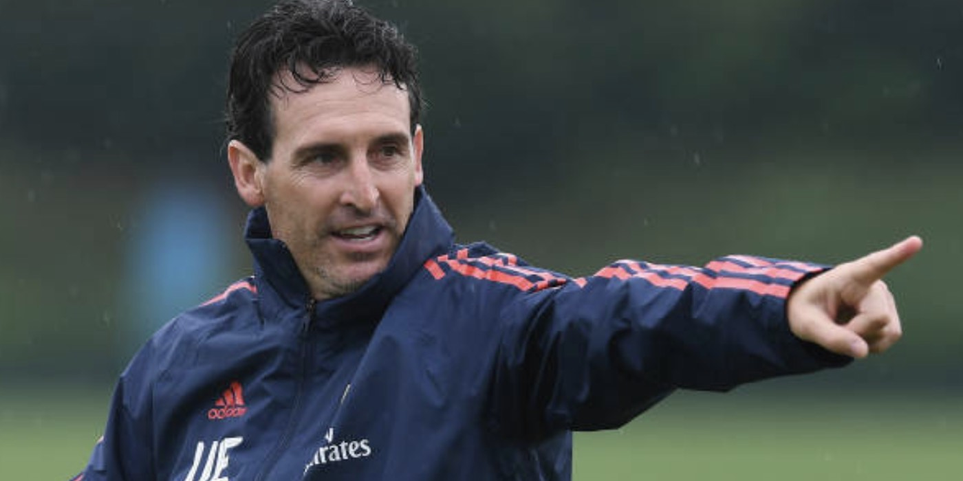 Emery dismisses last season's Anfield hiding as Gunners prepare for Liverpool