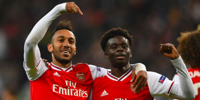 Emery savours Saka impact and offers encouragement to Smith Rowe
