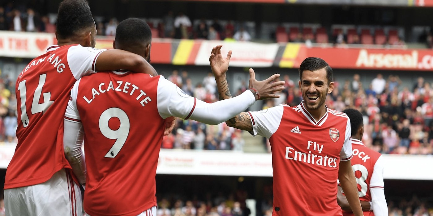 Ceballos: Front three can make the difference for Arsenal