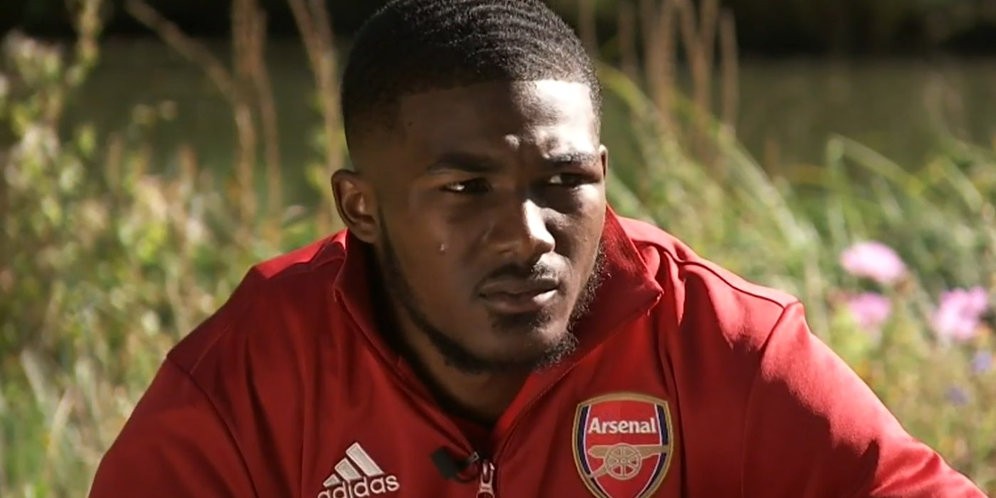 Maitland-Niles: I'm not a defender, but I'm trying my best