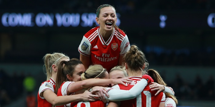 Arsenal Women- Turnover and renewal