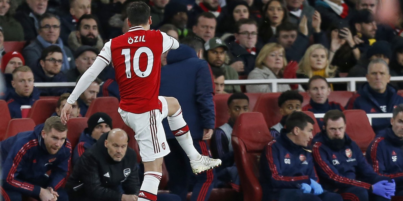 Freddie: Ozil was injured, but I wouldn't have picked him anyway