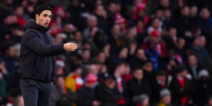 Arteta thanks fans for sticking with players