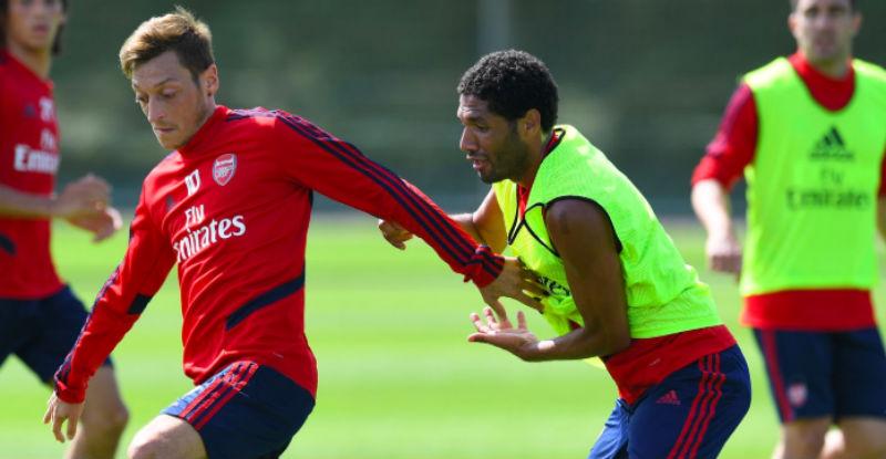 Elneny reveals Ozil's role in switch and Fenerbahce eye Mustafi