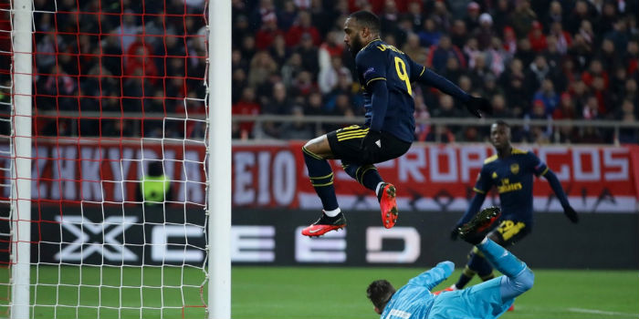 Report: Olympiacos 0-1 Arsenal - Arseblog News - the Arsenal news site