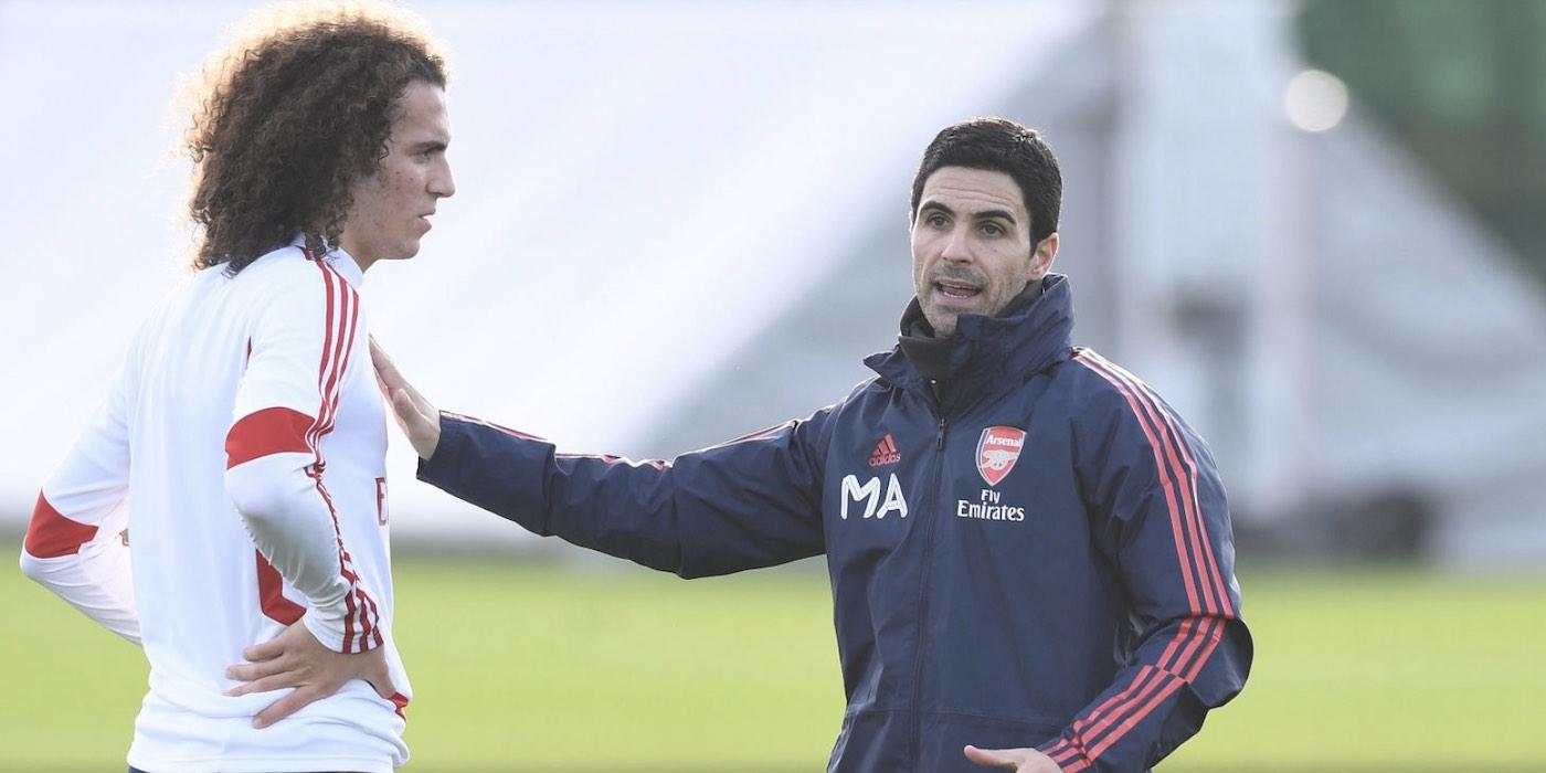 Arteta explains Guendouzi omission from Newcastle victory ...