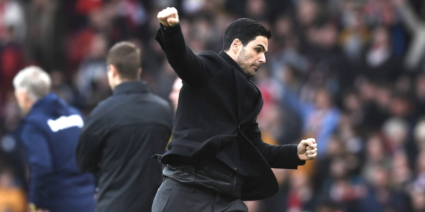 Arteta: Big teams find a way to win