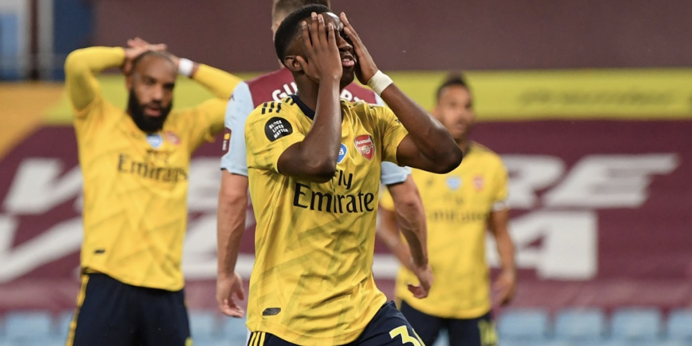 Aston Villa 1-0 Arsenal - player ratings