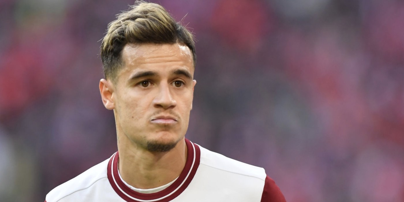 Report: Coutinho offered to Arsenal on loan