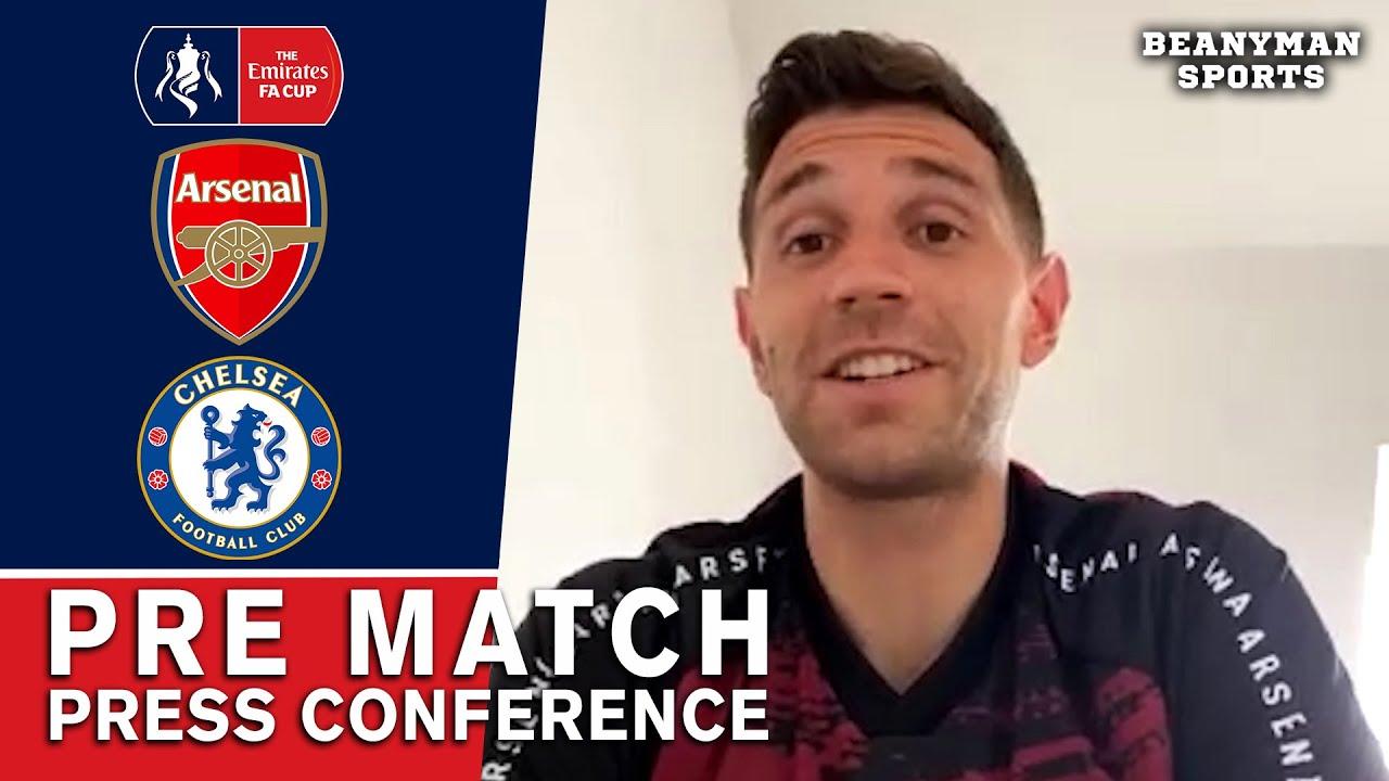 Video: Emi Martinez talks FA Cup final, his Arsenal journey, his future, and more