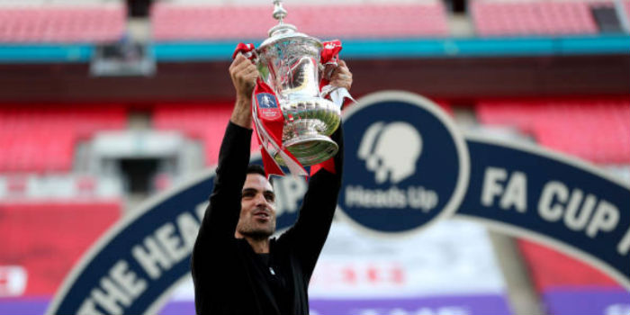 Arteta: What you did yesterday doesn't count anymore