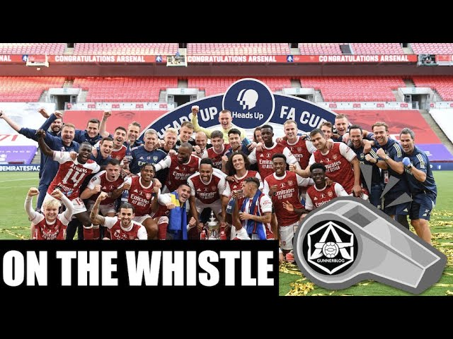 Video: Arsenal 2-1 Chelsea 'on the whistle'