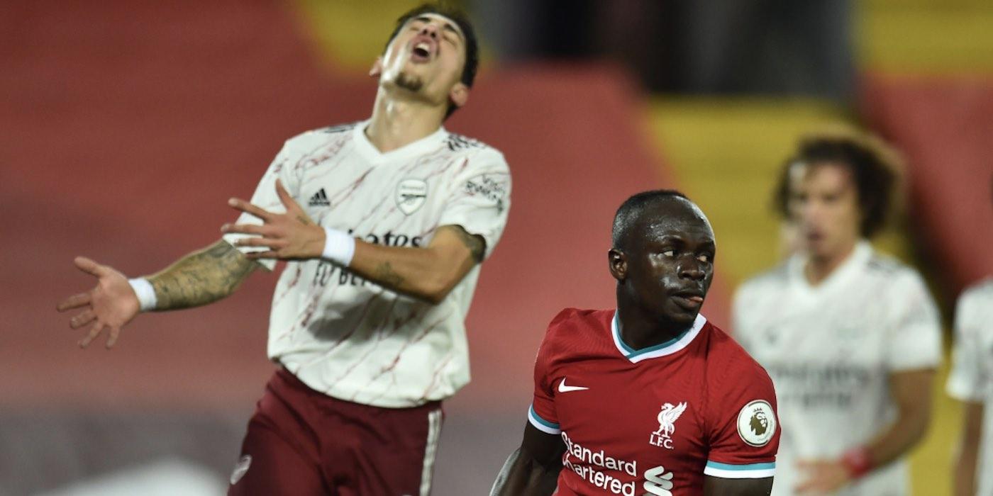 Liverpool 3-1 Arsenal - player ratings