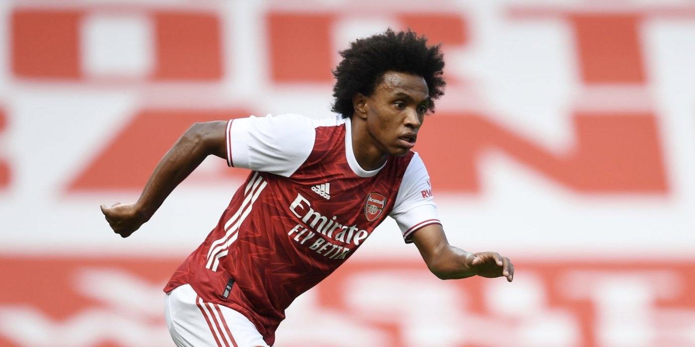Willian, Ozil and Ceballos feature as Gunners lose to Villa