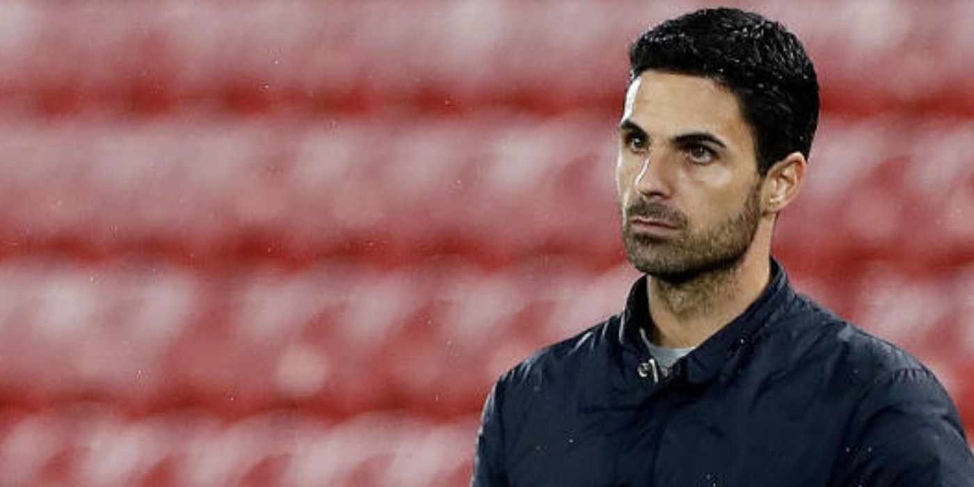 Arteta: We're desperate to get the fans back
