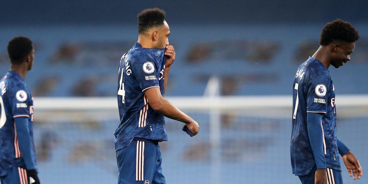 Man City 1-0 Arsenal - player ratings