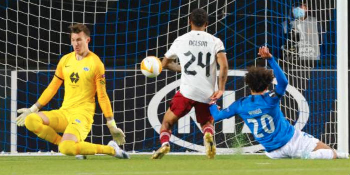 Report: Molde 0-3 Arsenal (inc. goals)
