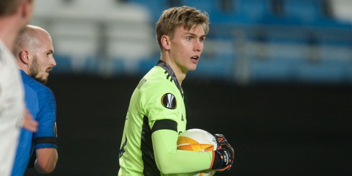 Runarsson: Game time helping me build confidence