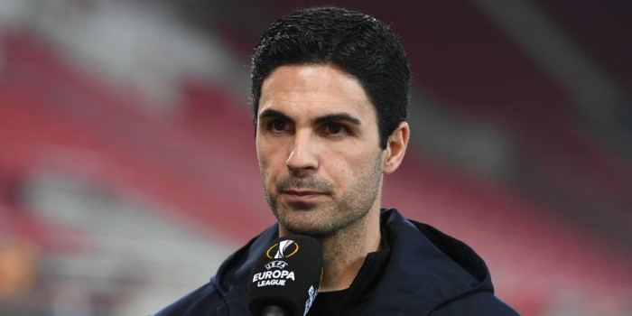 Arteta: Exit would have been harsh
