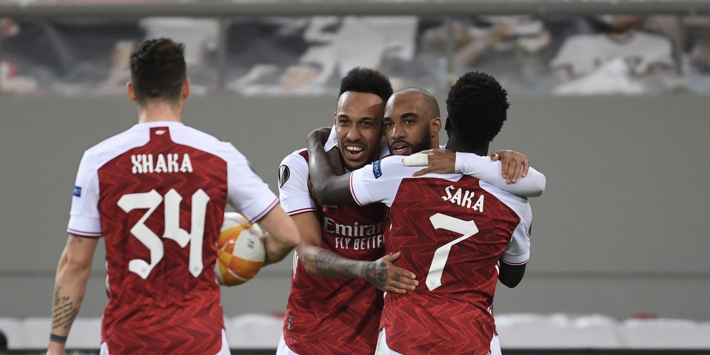 Arsenal 3-2 Benfica: By the visuals