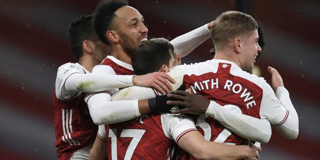 Arsenal 4-2 Leeds: By the visuals