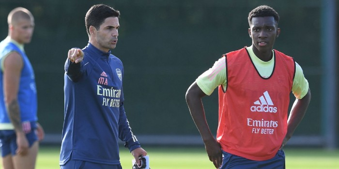 Arteta wants players to feel important, admits to Nketiah regrets –  Arseblog News – the Arsenal news site