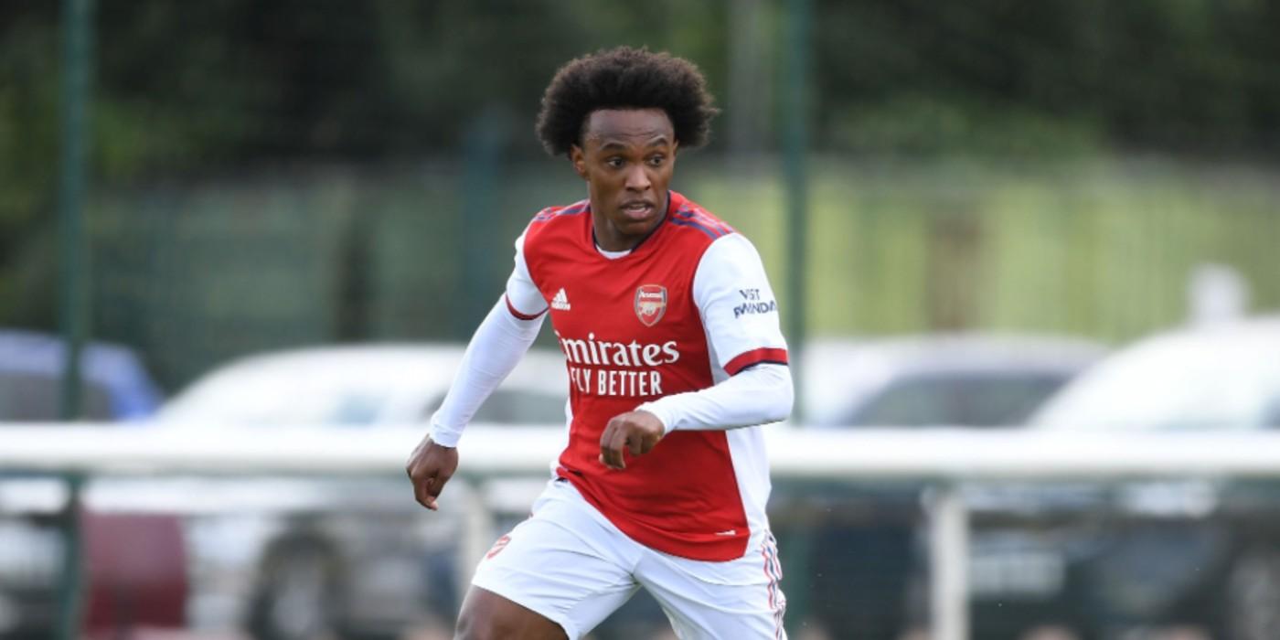 Arsenal Willian, Six Sports