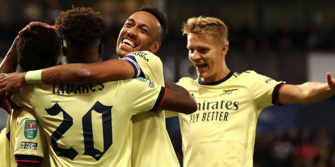 West Brom 0-6 Arsenal - player ratings