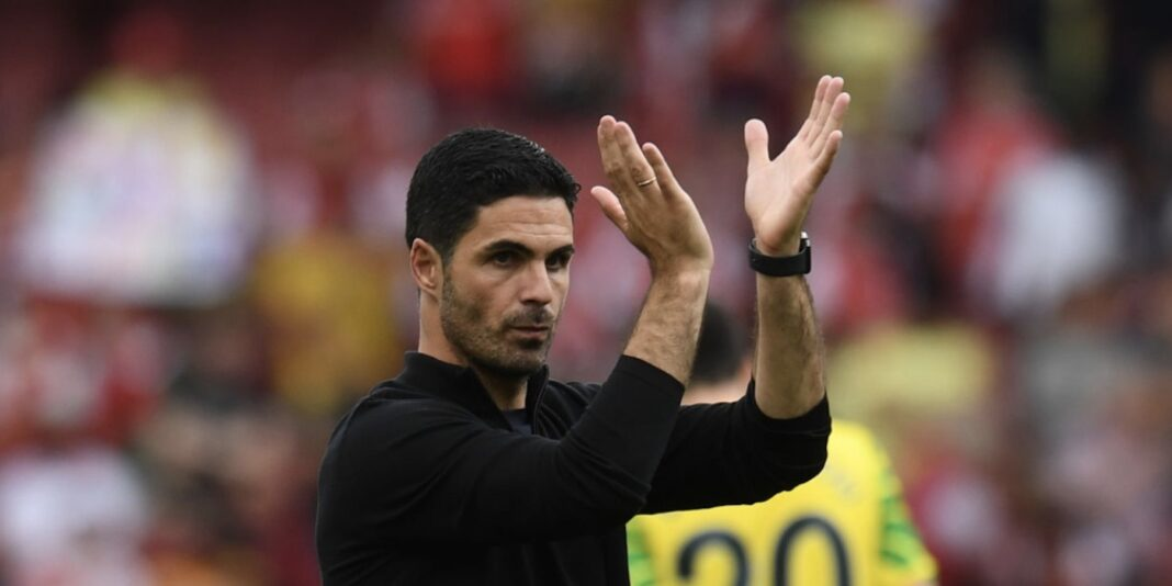 Emotional Arteta on a tough win, and incredible fans