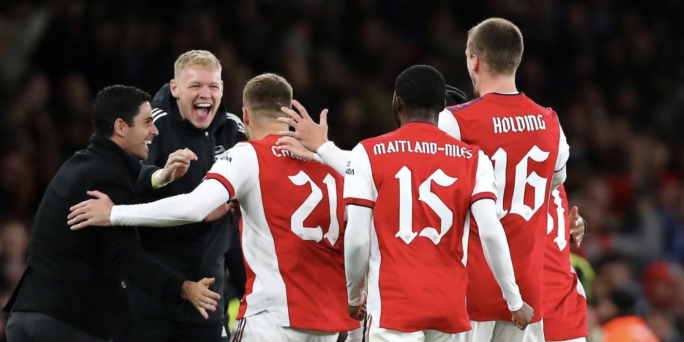 Report: Arsenal 2-0 Leeds (inc goals) – Arseblog News – the Arsenal news site - Arseblog News